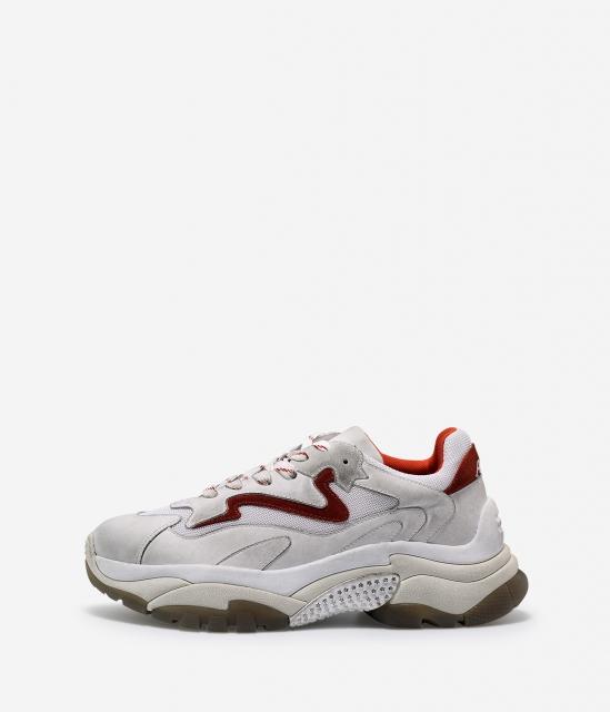 ASH男鞋2020新款ATOMIC系列时尚潮流休闲运动增高做旧老爹鞋